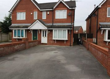 Thumbnail 3 bed semi-detached house for sale in Stout Street, Leigh