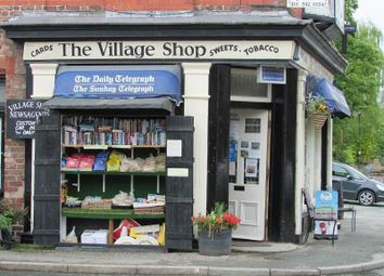 Thumbnail Retail premises for sale in Village Road, Heswall, Wirral