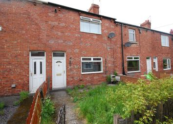 Thumbnail 2 bed terraced house to rent in Larch Terrace, Langley Park, Durham