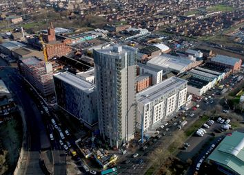 Thumbnail 1 bed flat for sale in X1 The Tower, 19 Plaza Boulevard, Liverpool