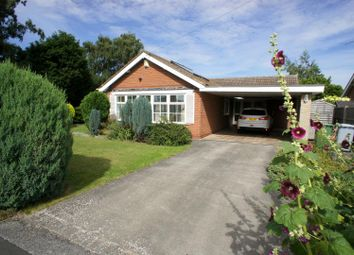 Thumbnail 3 bed bungalow to rent in The Lawns, Collingham, Newark