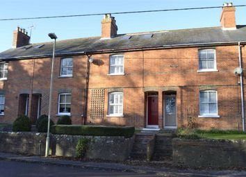 Thumbnail 3 bed terraced house for sale in Newbury Road, Kingsclere, Berkshire
