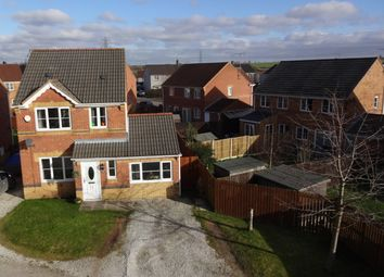 Thumbnail 3 bed detached house for sale in Lathkill Court, North Wingfield, Chesterfield