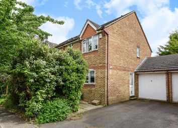 Thumbnail 3 bedroom semi-detached house for sale in Norman Smith Road, Oxford OX4,