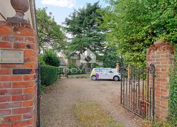 Thumbnail 3 bed detached house to rent in Huxtables Lane, Fordham Heath, Colchester