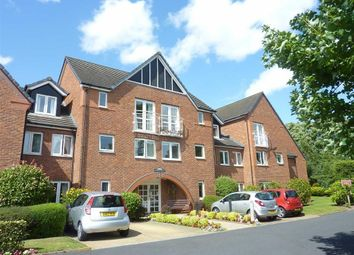 Thumbnail 1 bed flat for sale in Wright Court, London Road, Nantwich