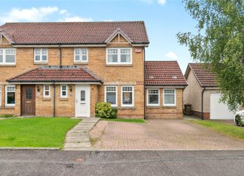 Thumbnail 3 bed semi-detached house for sale in Dalyell Place, Armadale