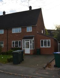 Thumbnail 6 bed end terrace house to rent in Fletchamstead Highway, Canley, Coventry