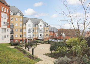 Thumbnail 1 bedroom flat for sale in Salter Court, Colchester
