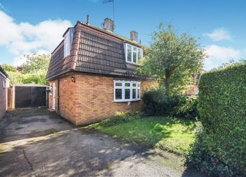 Thumbnail 3 bedroom semi-detached house for sale in Queensway, Ongar