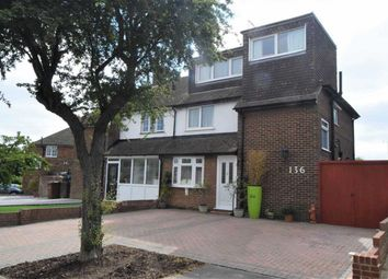 Thumbnail 4 bed semi-detached house for sale in Berengrave Lane, Rainham, Gillingham