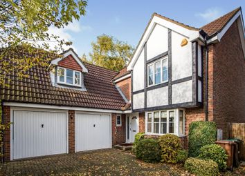 5 bed detached house for sale in Dowding Way, Leavesden, Watford WD25