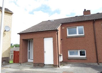Thumbnail 2 bed end terrace house for sale in Bruce Court, Hawick