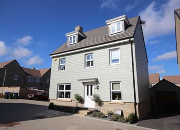 Thumbnail 5 bed detached house for sale in The Farm, Purton, Wiltshire