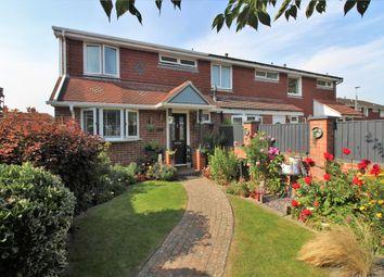 Balderton Close, Portsmouth PO2. 3 bed end terrace house for sale