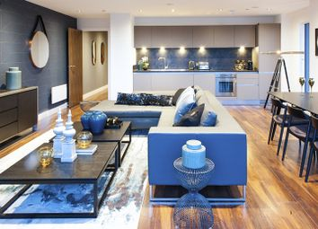 Thumbnail 2 bed flat for sale in Wilburn Street Basin, Manchester
