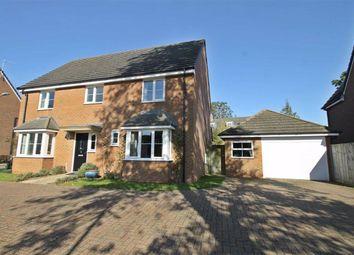 Thumbnail 4 bed detached house to rent in Saxon Close, Hanslope, Milton Keynes, Bucks