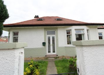 Thumbnail 4 bed property for sale in Huttonpark Crescent, Largs