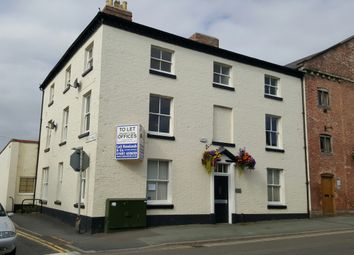 Thumbnail Office to let in Willow Street, Oswestry