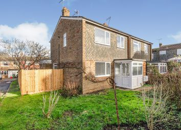 4 bed semi-detached house for sale in Paul Close, Hailsham BN27