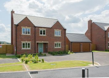Thumbnail 5 bed detached house for sale in Plot 2, The Orchards, Heath Close, Bromsberrow Heath, Near Ledbury, Herefordshire