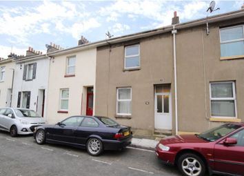 3 bed terraced house for sale in Wellesley Road, Torquay TQ1