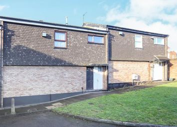 Thumbnail 3 bed terraced house for sale in Astbury Close, East Park, Wolverhampton, West Midlands