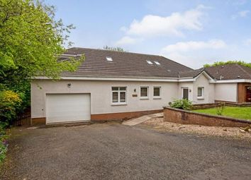 Thumbnail 5 bed link-detached house for sale in North Street, Houston, Johnstone, .