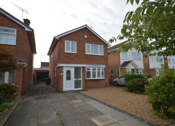 Thumbnail 3 bed detached house to rent in Chalfield Avenue, Great Sutton, South Wirral