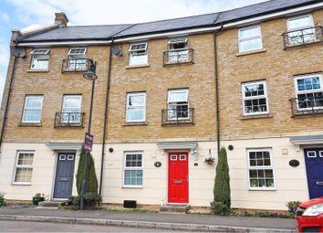 Thumbnail 5 bed town house for sale in Havisham Drive, Swindon