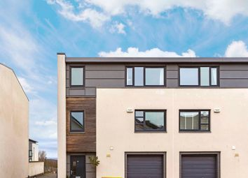 Thumbnail 5 bed town house for sale in Burnbrae Grove, Edinburgh