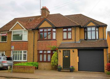 Thumbnail 3 bed semi-detached house for sale in Kingsland Road, Hemel Hempstead