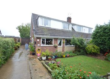 Thumbnail Semi-detached house for sale in Hollingthorpe Road, Hall Green, Wakefield