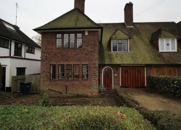 Thumbnail 4 bed semi-detached house to rent in Brim Hill, London