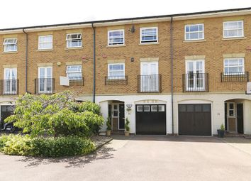 Thumbnail 4 bed terraced house for sale in Wittering Close, Kingston