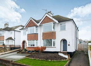 Thumbnail 3 bed semi-detached house for sale in Deakin Leas, Tonbridge, Kent