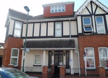 Thumbnail 1 bedroom flat to rent in Walpole Road, Bournemouth, Dorset, United Kingdom