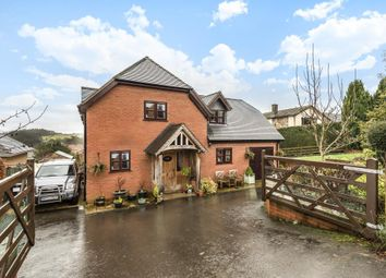 Thumbnail 3 bed detached house for sale in Presteigne Road, Knighton, Powys
