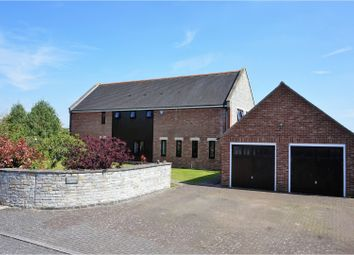 Thumbnail 4 bedroom detached house for sale in Farthings Paddock, Alford