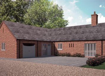 Thumbnail 4 bed bungalow for sale in Plot 1, Cadeby Court, Sutton Lane, Cadeby