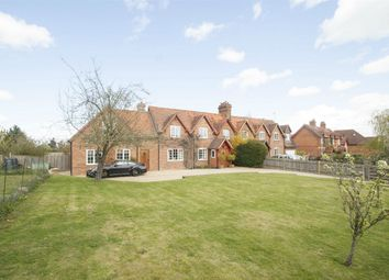 Thumbnail 5 bedroom semi-detached house for sale in The Street, Swallowfield, Berkshire