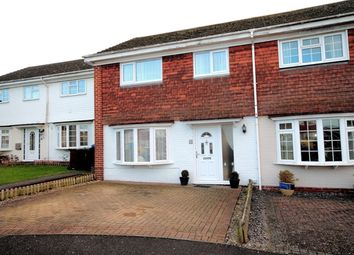 Thumbnail 3 bed terraced house for sale in St. Pauls Road, Boughton-Under-Blean, Faversham