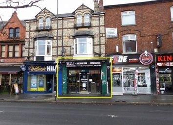 Thumbnail Retail premises for sale in 317 Wilmslow Road, Fallowfield, Manchester, Greater Manchester
