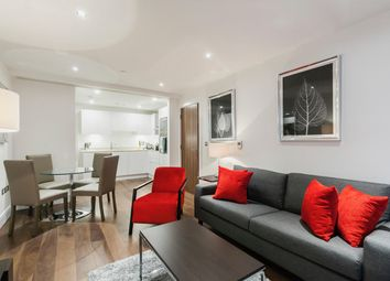 Thumbnail 2 bed flat to rent in Duckman Tower, 3 Lincoln Plaza, London