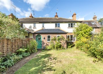 Thumbnail 3 bed terraced house for sale in Warren Lane, Pyrford, Surrey