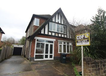 Thumbnail 3 bed detached house to rent in Grange Road, Woodthorpe