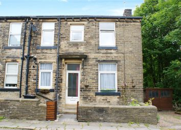 Thumbnail 2 bed end terrace house for sale in Beatrice Street, Oxenhope, Keighley, West Yorkshire