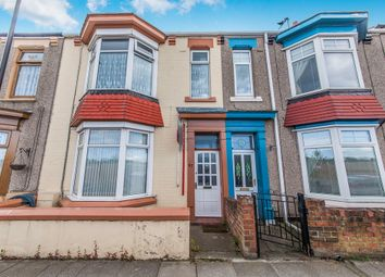 Thumbnail 3 bedroom terraced house for sale in Chester Road, Hartlepool