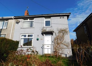 3 bed semi-detached house for sale in Bryncoed Terrace, Penpedairheol, Hengoed CF82