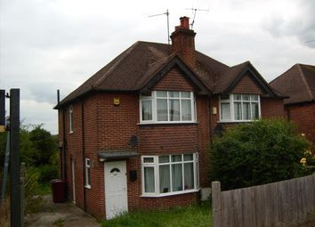 Thumbnail 2 bed semi-detached house for sale in Elgar Road, Reading